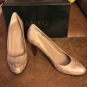 Ralph Lauren heels